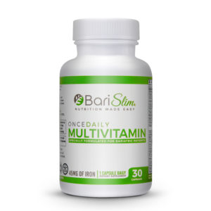 Once Daily Bariatric Multivitamin 30 Capsules